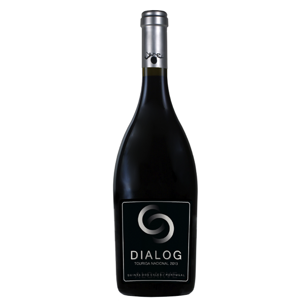 Dialog Touriga National 2013 soft palate with a pleasant, persistent finish.