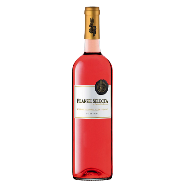 Plansel Selecta Rose 2016 - Bright rose coloured, fresh wine with aromas of watermelon and red berries.