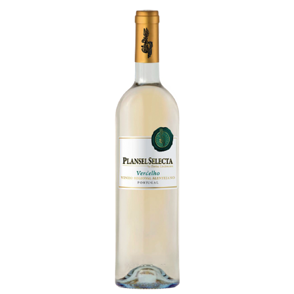 Plansel Selecta Verdelho Branco 2015 - Rich in exotic flavors and citrus fruits, tight, fruity and with an  elegant acidity.