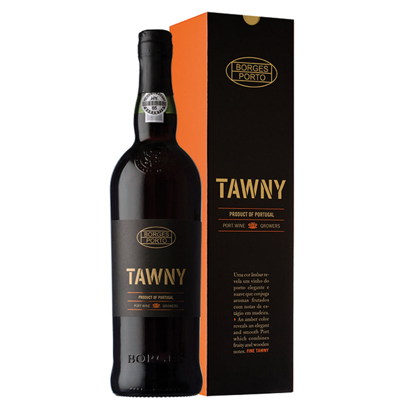 BORGES TAWNY - Fruity profile, in a traditional style and partially aged.