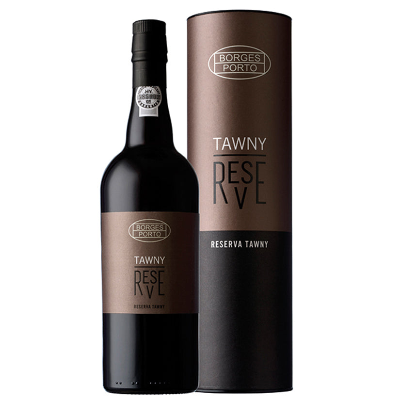 BORGES RESERVA TAWNY - Profile combining some freshness with complex notes of its aging. A blend about 7 to 8 years old.