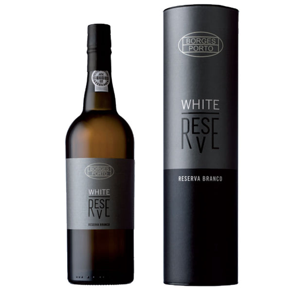 BORGES RESERVA WHITE - Intense profile, combining freshness with aging.  A blend about 6 years old.