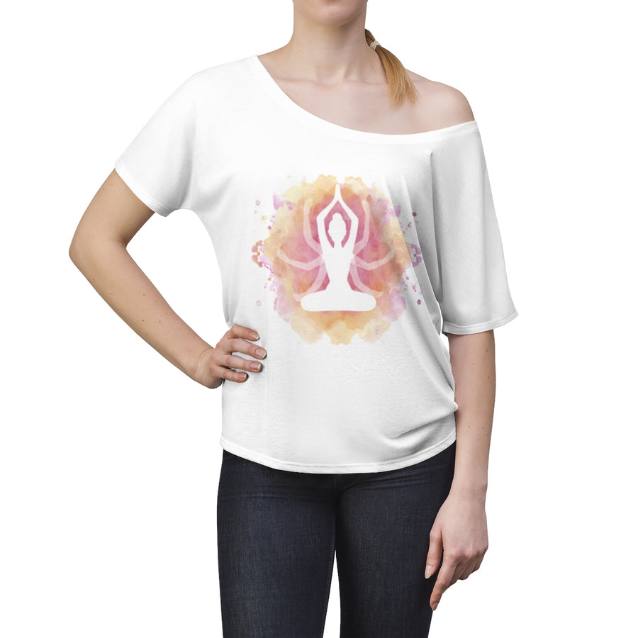 Yoga my Sense Slouchy Top