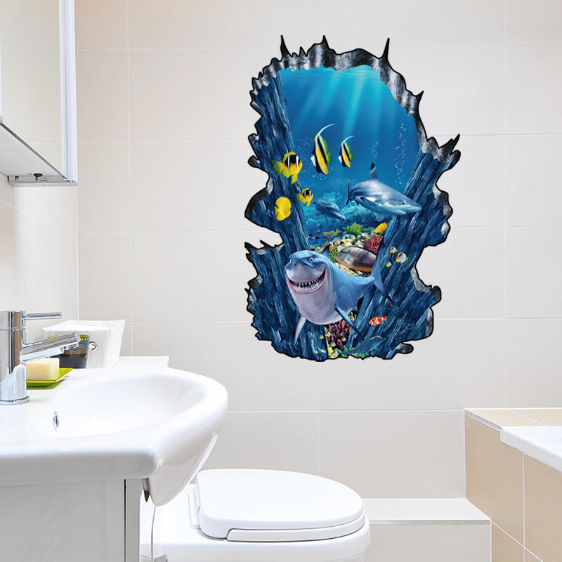 Ocean Wall Sticker