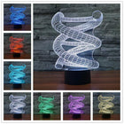 3D Infinity LED Lamp lamps Lamp diy-pipe-3d-lamp-fashion-table-lamp-luminaria-for-bedroom-art-decor-night-light-micro-usb-usb-led-3d-led-lamp 3