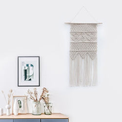 Bohemian Macrame Decoration Macrame