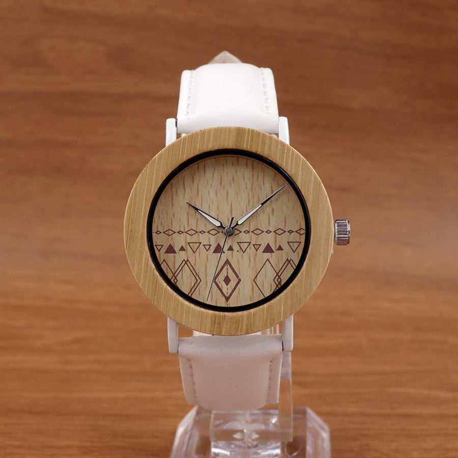 Boho Wooden Watch Women Watches boho-wooden-watch Default Title