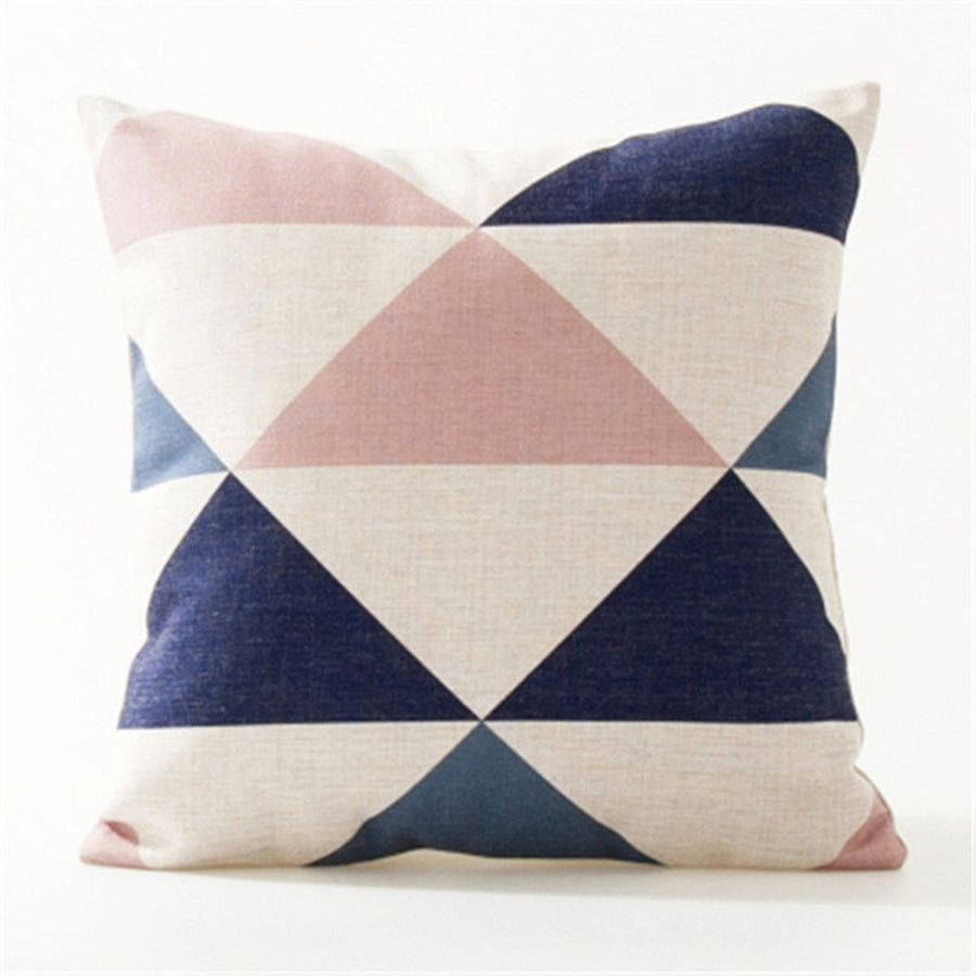 Decorative throw pillows case Nordic Style Geometric Cotton Linen Cushion Cover For Sofa Home Decor Capa De Almofadas 45x45cm pillows pillow decorative-throw-pillows-case-nordic-style-geometric-cotton-linen-cushion-cover-for-sofa-home-decor-capa-de-almofadas-45x45cm 5