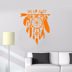 Dreamcatcher Wall Sticker-Spirylife