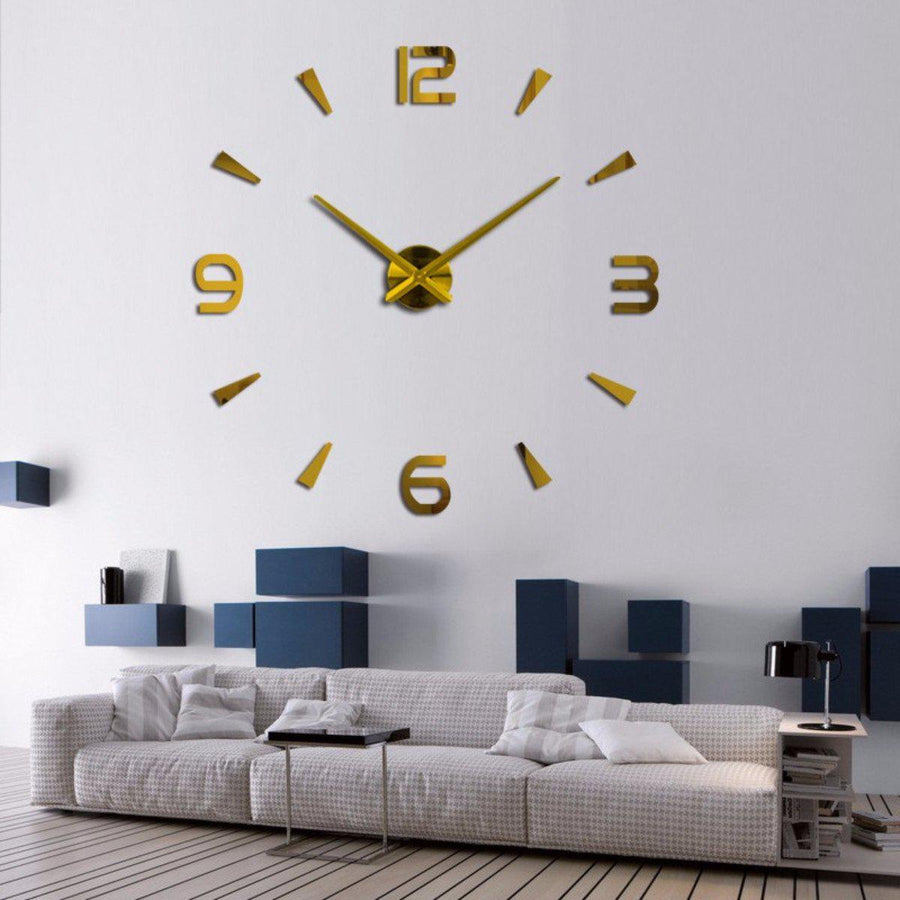 Wall Clock Sticker-Spirylife