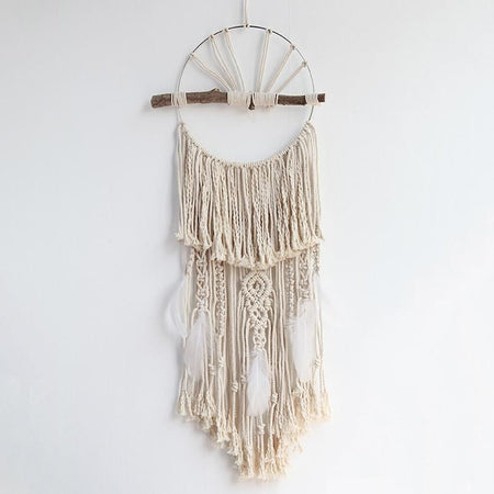 Dream Catcher Macrame Macrame