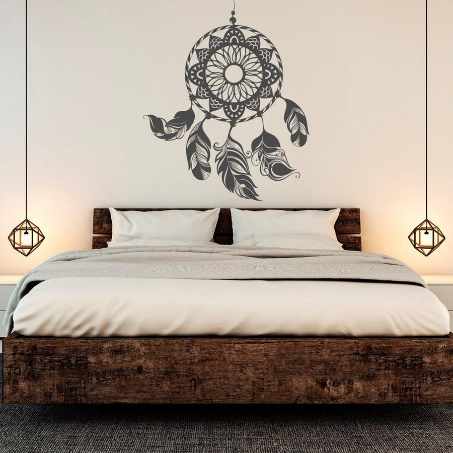 Dream Catcher Wall Sticker-Spirylife