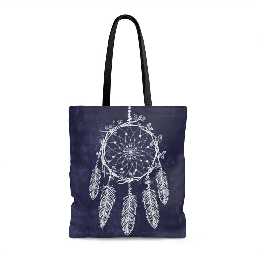 Dreamcatcher Feather Tote Bag Bohemian Shopping Gypsy Hippie Bags