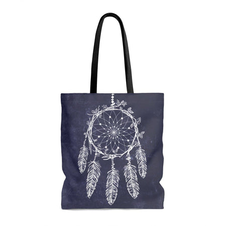 Dreamcatcher Feather Tote Bag Bohemian Shopping Gypsy Hippie Large Bags