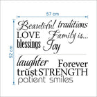 Family Quotes Wall Sticker For Photo 12 words love blessing smile Joy Forever Vinyl Wall Decal Picture Home wall Art Decoration Quotes Wall Sticker family-quotes-wall-sticker-for-photo-12-words-love-blessing-smile-joy-forever-vinyl-wall-decal-picture-home-wall-art-decoration Default Title