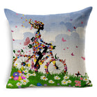 Home Decorative Pillow Cover Throw Pillow Case 18