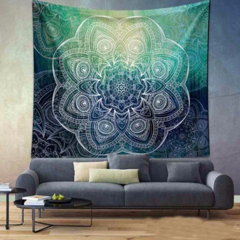 Indian Mandala Tapestry Mandala Tapestrie indian-mandala-tapestry-4 Default Title