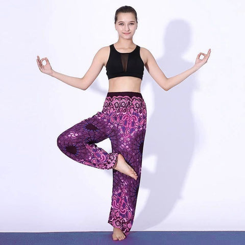 Mandala Yoga Pants