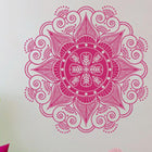 Mandala Wall Sticker Other Wall Sticker mandala-wall-sticker-home-decal-buddha-yin-yang-floral-yoga-meditation-vinyl-decal-wall-art-mural-home-decor-decoration-d175 19