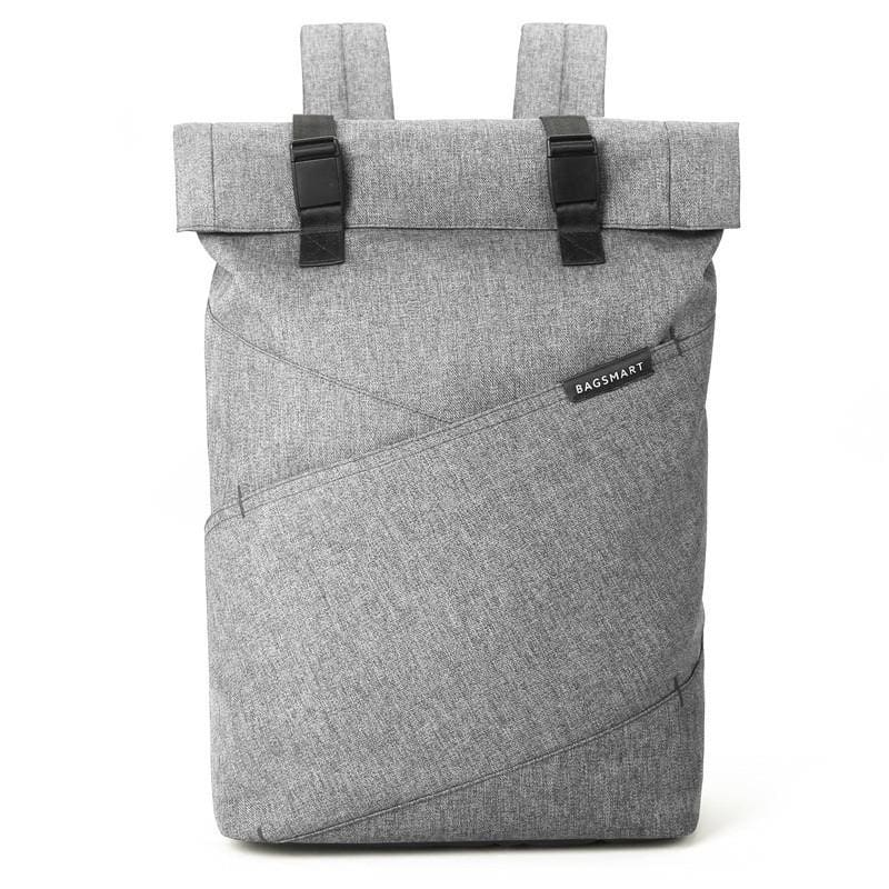 Modern Laptop Backpack Lightgrey Backpack