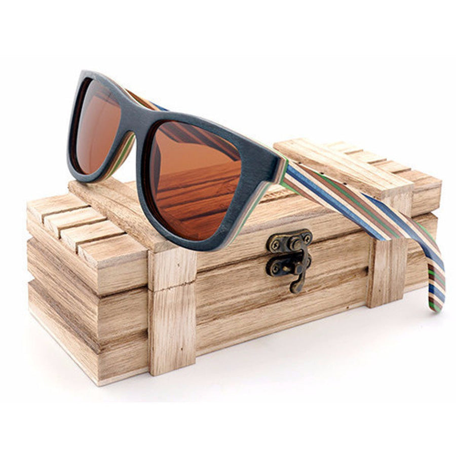 Natural Wooden Sunglasses Men Women bamboo Sunglasses Men, Women sunglasses