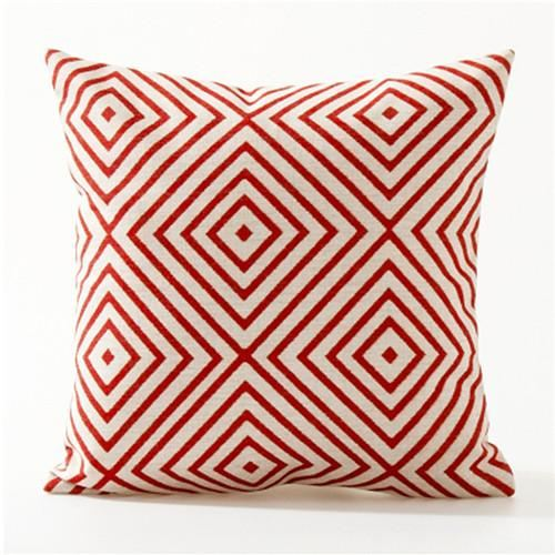 Nordic Abstract Colorful Cushion Covers Throw Pillow Cases 7 Cover