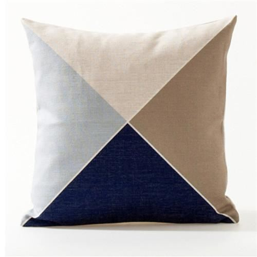 Nordic Abstract Colorful Cushion Covers Throw Pillow Cases 5 Cover