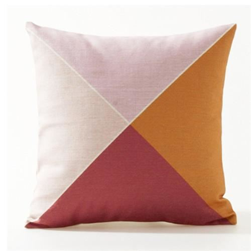 Nordic Abstract Colorful Cushion Covers Throw Pillow Cases 2 Cover
