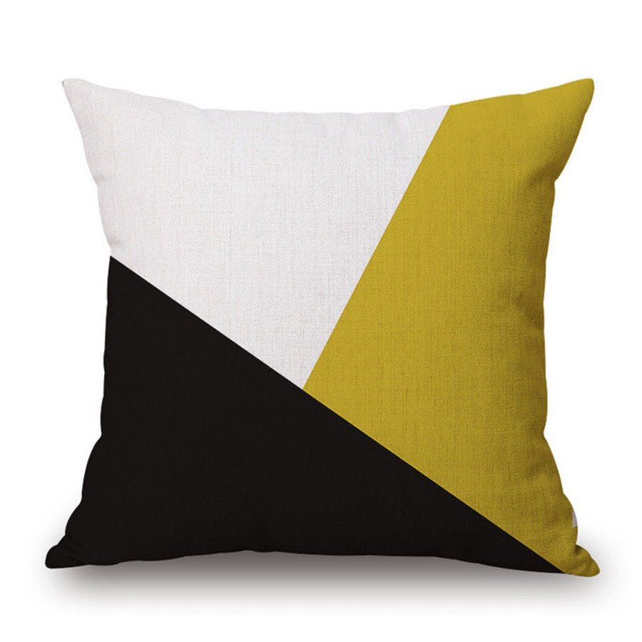 Nordic Geometry Black and White One Side Printing Home Decor Sofa Seat Decorative Cushion Cover Pillow Case pillows pillow nordic-geometry-black-and-white-one-side-printing-home-decor-sofa-seat-decorative-cushion-cover-pillow-case 4