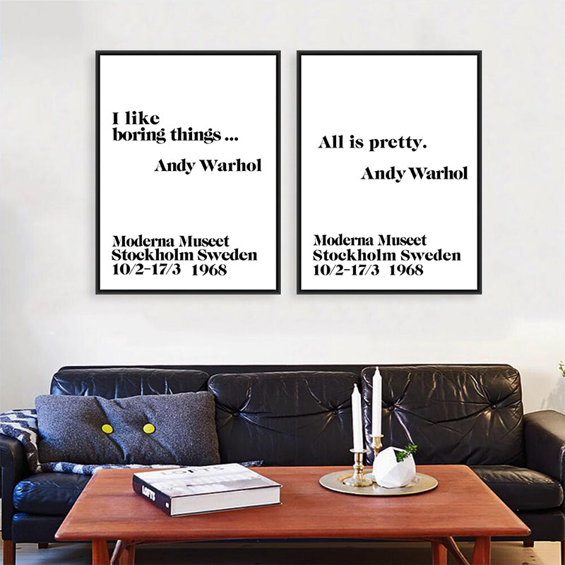 Andy Warhol Life Quotes-Spirylife