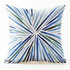 Green Watercolor Nordic Botanical Cushion Covers