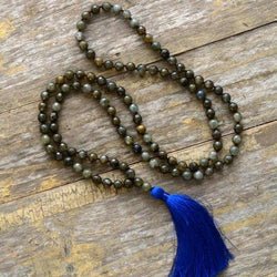 108 Mala Beads Necklace
