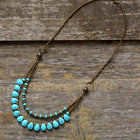 Bohemian Summer Choker Necklace-Spirylife