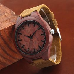 Red Sandalwood Watch Men Watches red-sandalwood-watch Default Title
