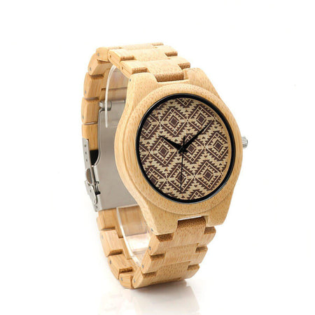 Retro Wooden Watch Men, Women Watches retro-wooden-watch Default Title