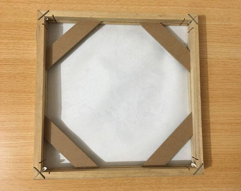 Small Canvas Frames