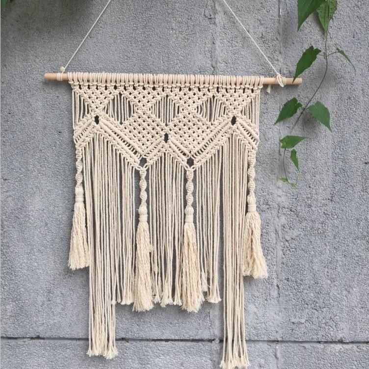 Tribal Macrame Decoration Macrame