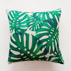 Tropical Green Leaf Cushion Covers Pillowcase Sofa Couch Decoration 7 Cover