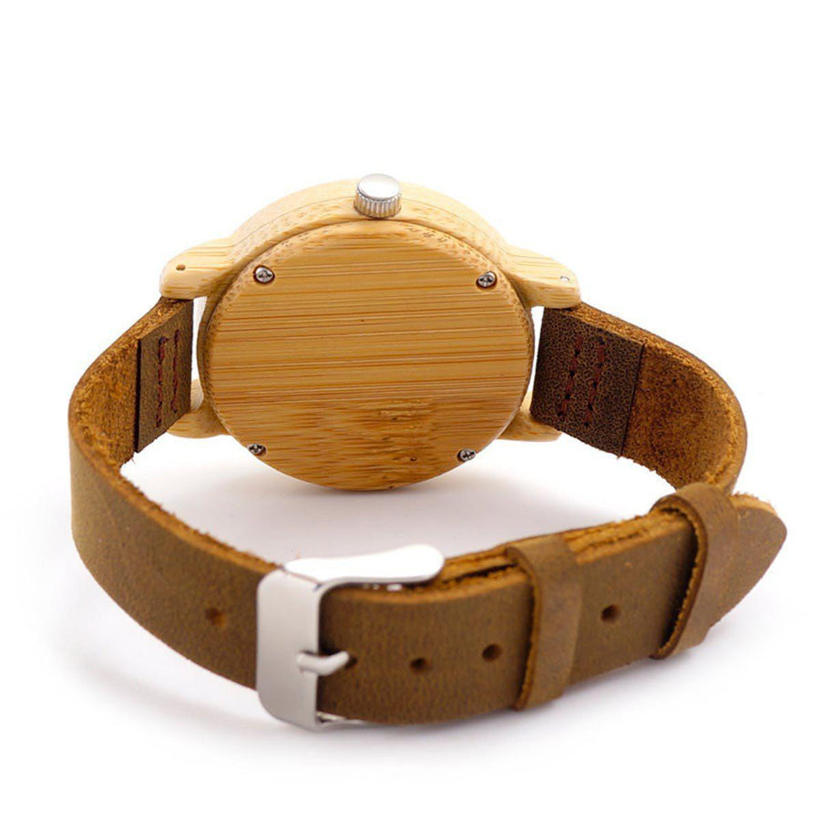 Unique Wooden Watch Women Watches unique-wooden-watch Default Title