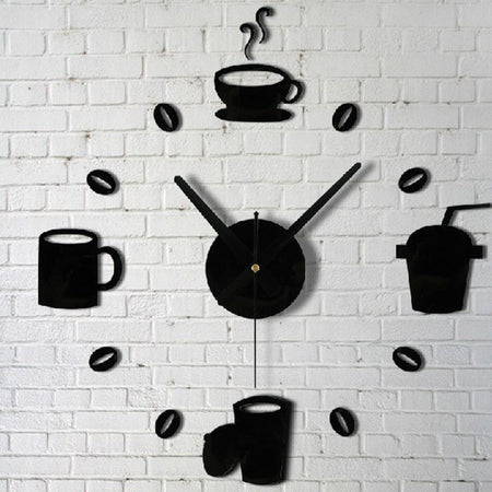 Wall Clock Sticker Clocks Wall Sticker wall-clock-sticker-6 Default Title