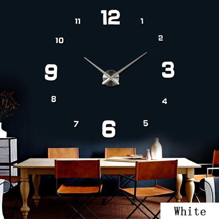 Wall Clock Sticker Clocks Wall Sticker