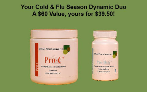 Cold and Flu Package