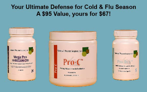 Ultimate Cold and Flu package.