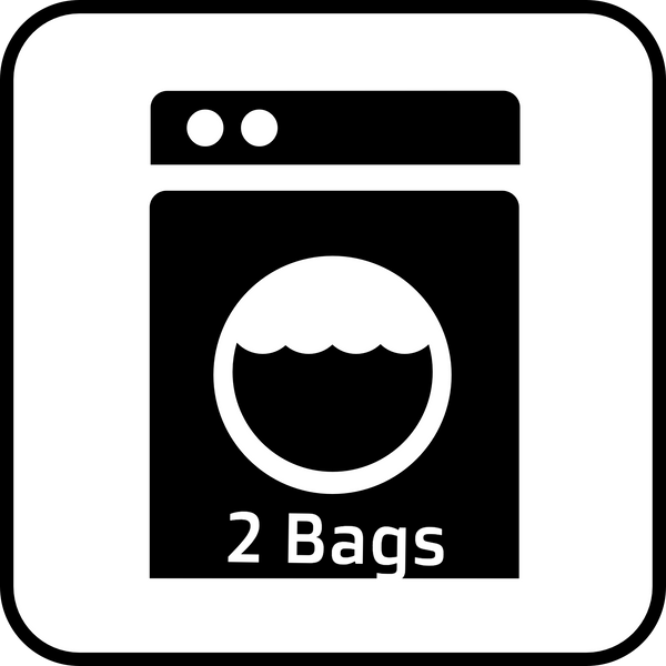 Weekly Wash and Fold Service - 2 Bag Plan