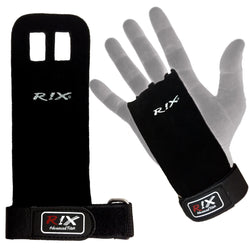 Rix Leather Palm Grips Gymnastics Hand Protector Guards Crossfit Gym Training Weight Lifting Gloves