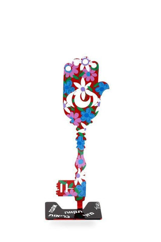 The Key For Luck Hamsa Hand - Tzuki Studio