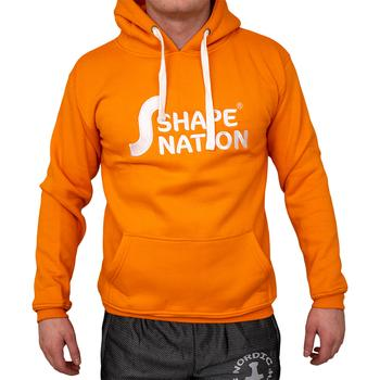 ShapeNation Hoodie - Orange