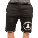 Shorts Hard Black - Herrenshorts in Schwarz