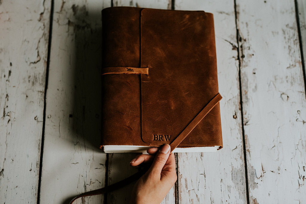 Leather Journal, Various sizes