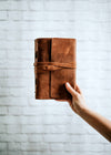 premium leather journal